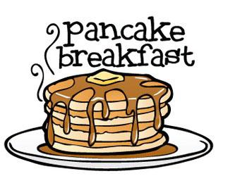Breakfast clipart text. Pancake kmzu pancakebreakfast