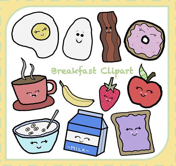 Sale food images clip. Breakfast clipart text