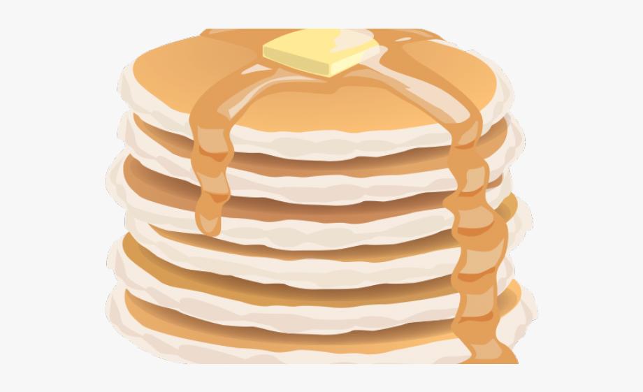 Pancake . Breakfast clipart transparent background