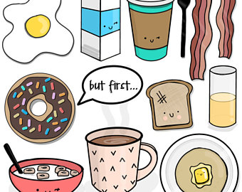 s gadgets png. Breakfast clipart transparent background