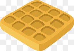 Breakfast clipart transparent background. Free download belgian waffle