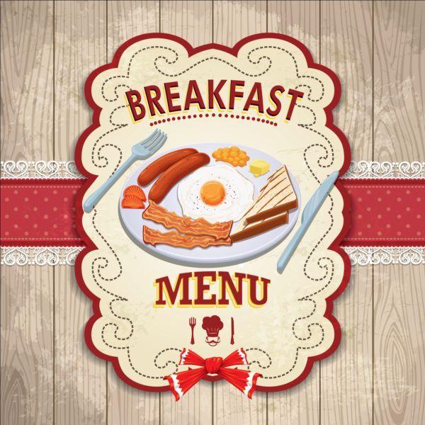 best clip art. Breakfast clipart vintage