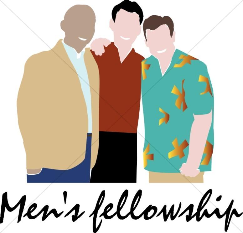 Breakfast clipart word. Men s fellowship activities