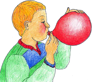 Teemss teacher guide u. Breath clipart balloon