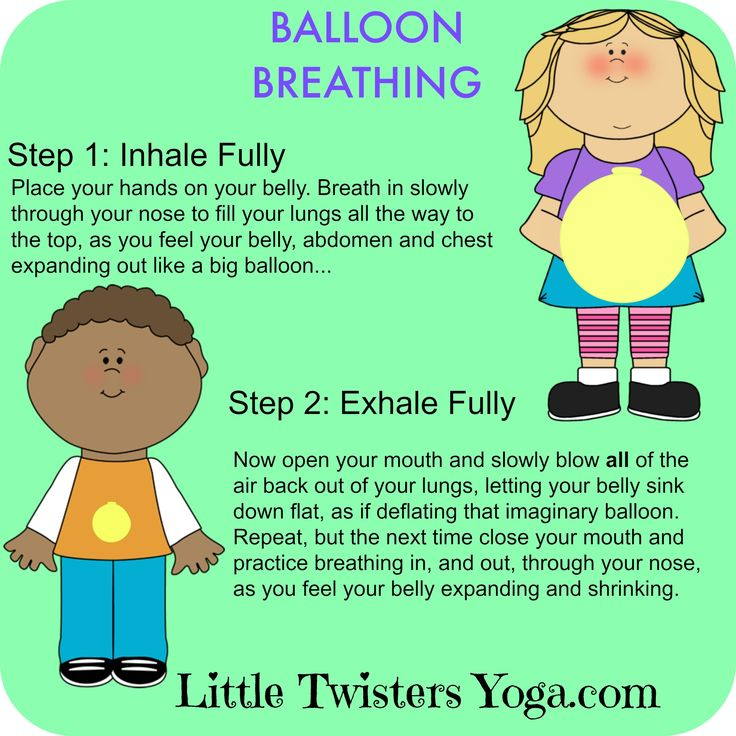 Breathing clipart child breathing. Calming activities for kids