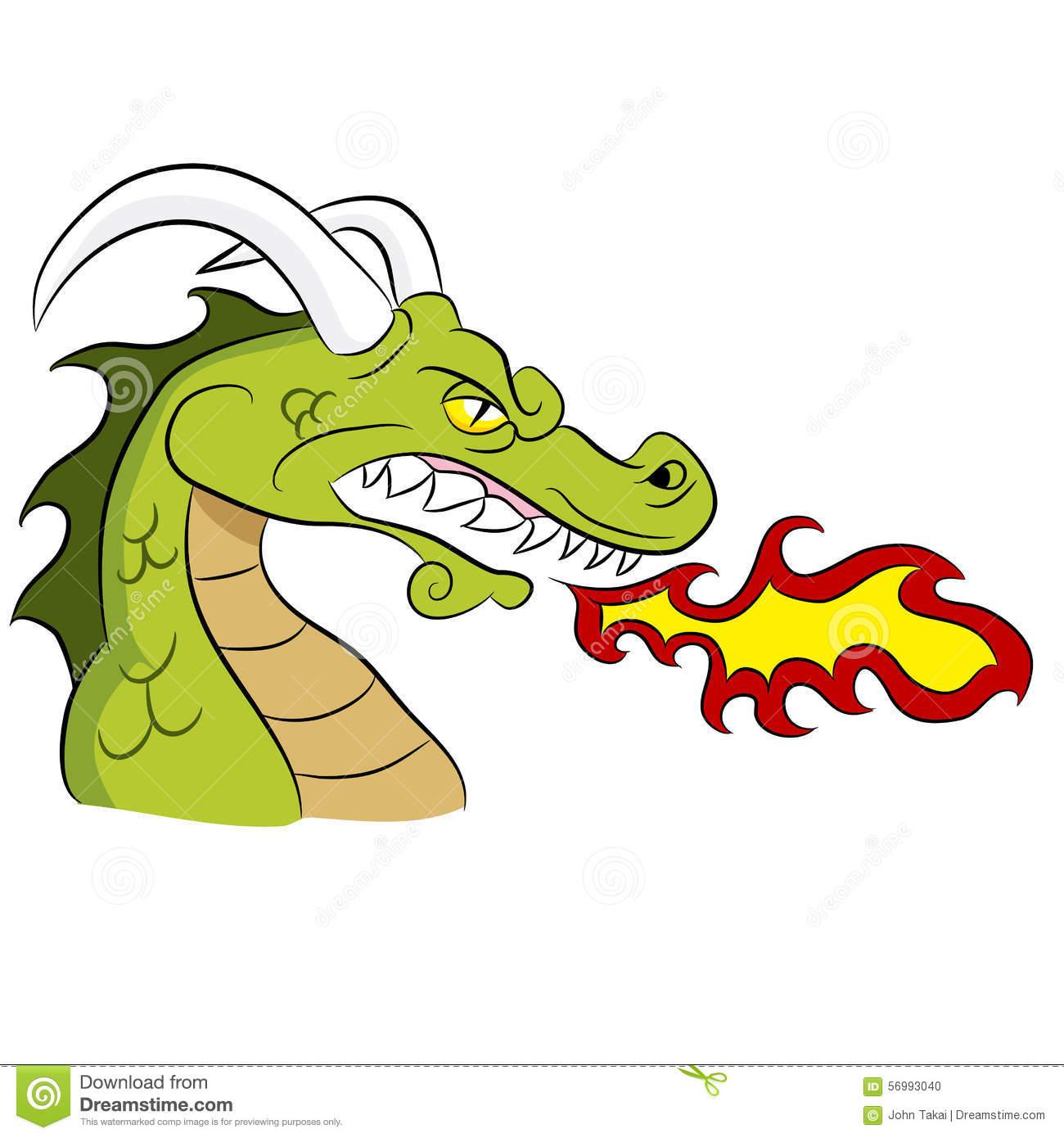 Breath clipart cartoon.  collection of dragon