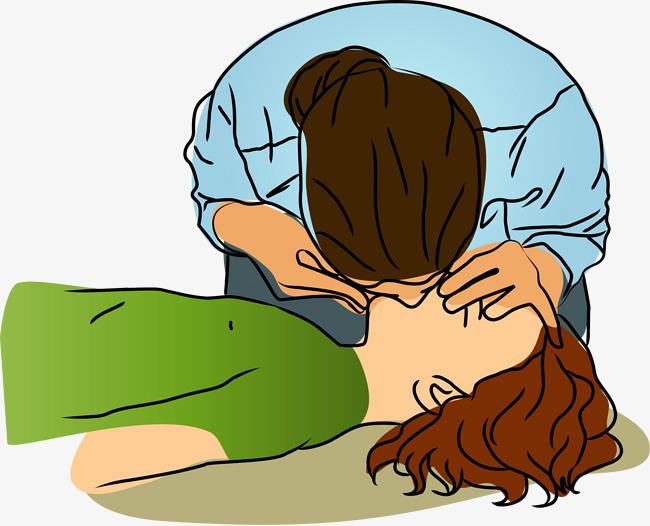 Artificial first aid map. Breath clipart cartoon