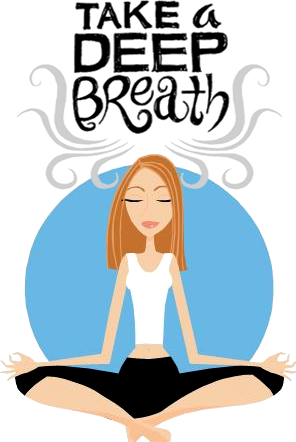 Breathe clipart belly breathing. Deep clipartxtras