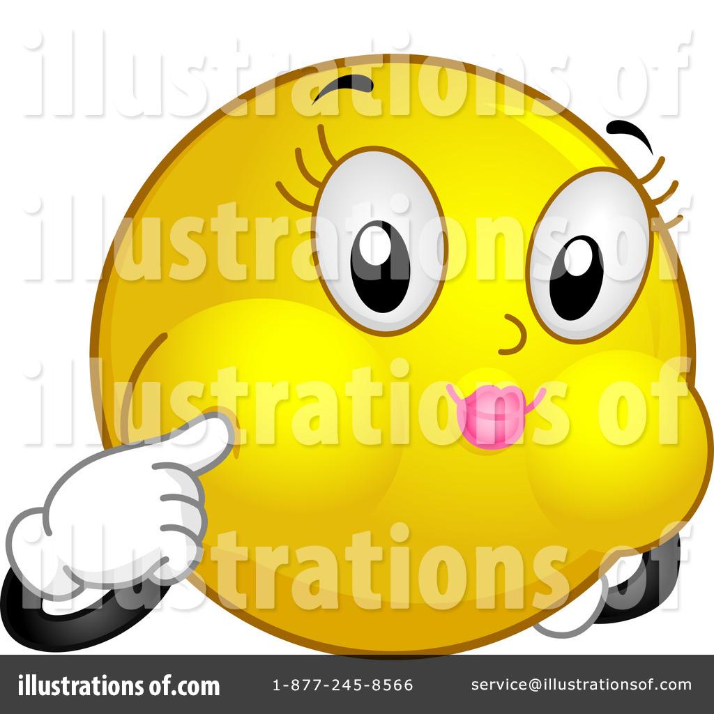 Smiley illustration by bnp. Breath clipart emoji