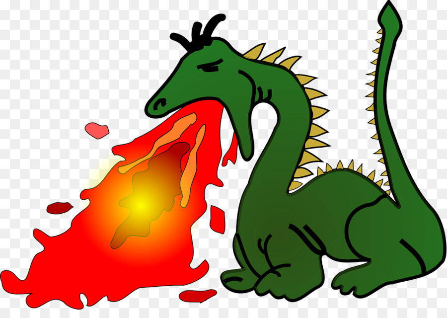 Breath clipart fire. Breathing dragon clip art