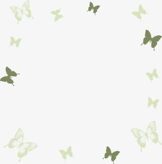Small green butterfly like. Breath clipart fresh air