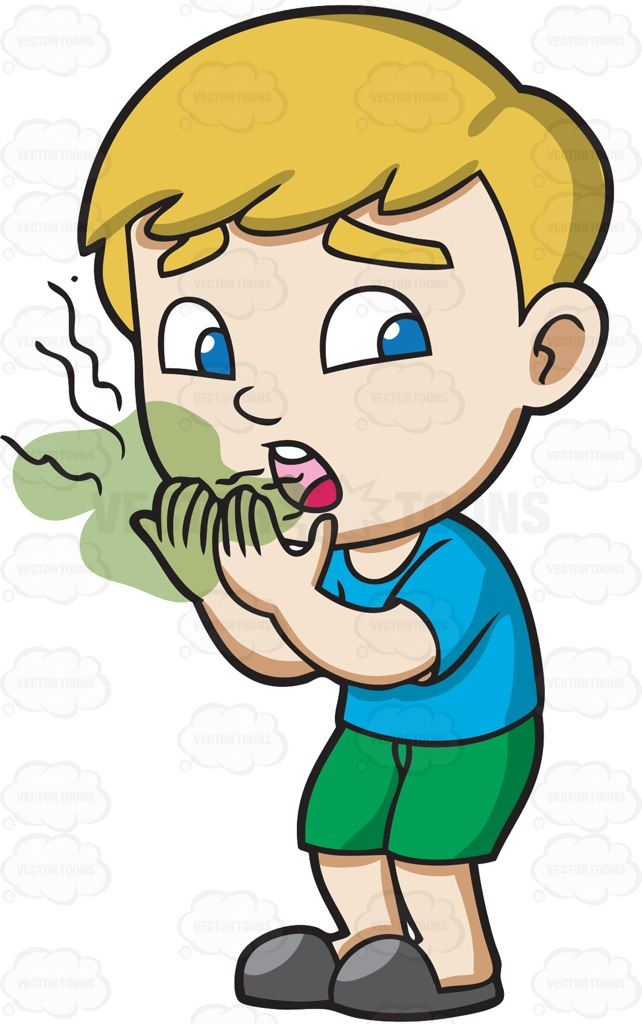 Breath clipart fresh breath. How to cure bad