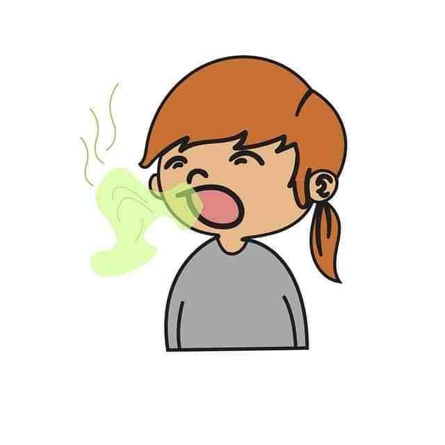 Bad causes epic truth. Breath clipart fresh breath