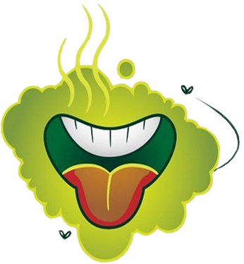 Is your kickin paradise. Breath clipart halitosis