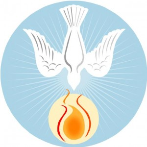 Breath clipart holy spirit. Thoughts for pentecost the
