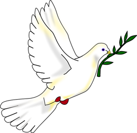 Staying active in the. Breath clipart holy spirit