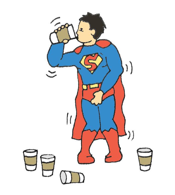 Superman miles traer supermans. Breath clipart horrendous