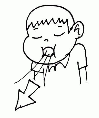 best inhale l. Breathing clipart inhalation