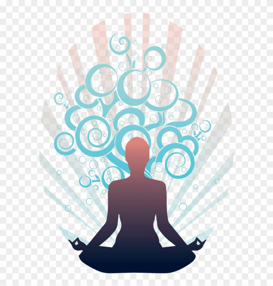 Meditation png download . Breath clipart muscle relaxation