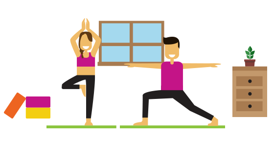 Breath clipart rapid breathing. Infographic exercises and yoga