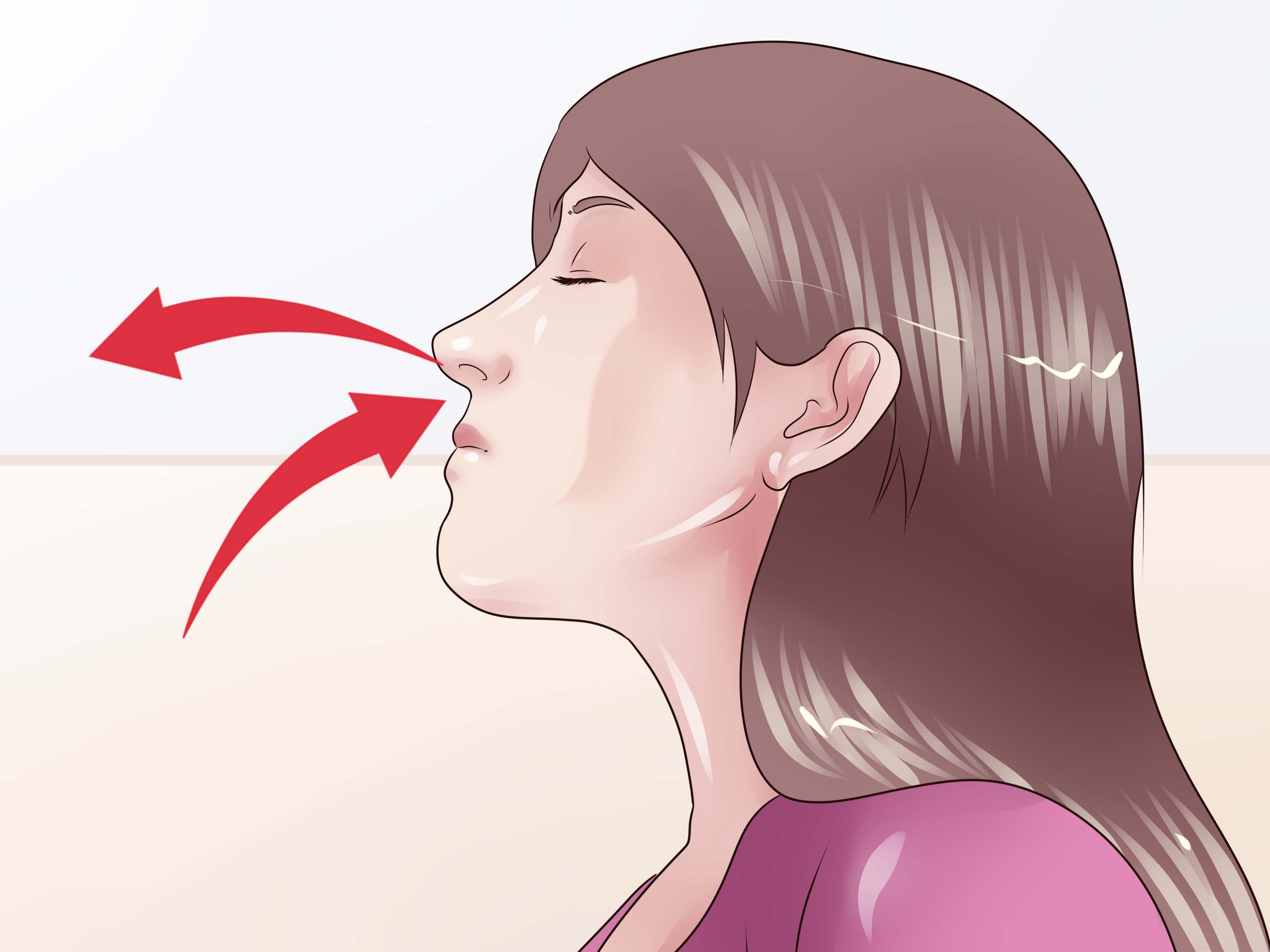 How to do abdominal. Breath clipart rapid breathing