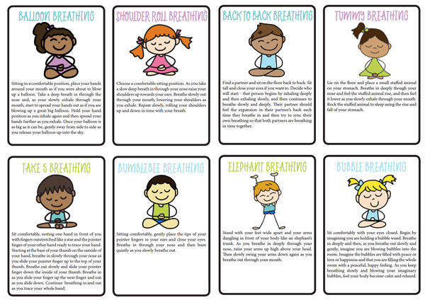 Breath clipart relaxation breathing.  fun exercises for
