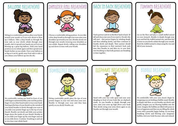 Breathing clipart mindful breathing.  fun exercises for