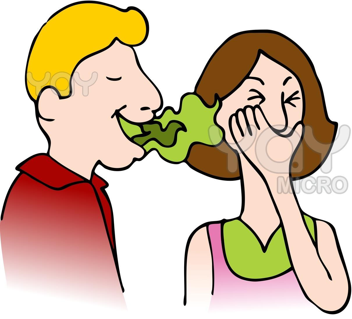 Breath clipart stinky. Smelly