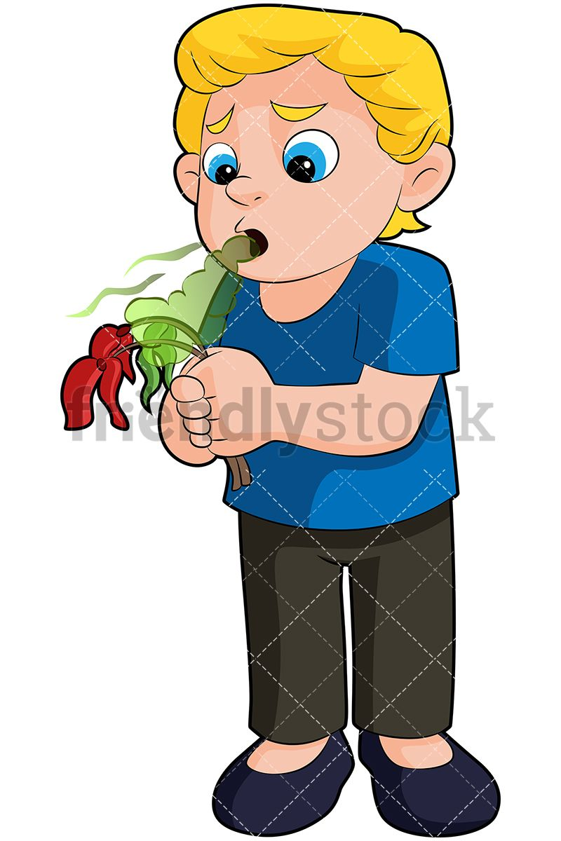 Breath clipart stinky. Little boy killing a