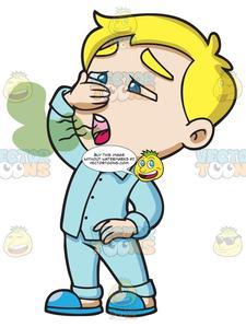 Breath clipart stinky. A boy avoids inhaling
