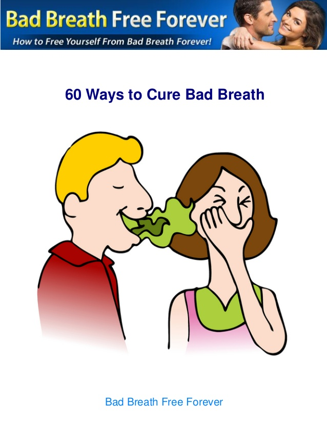 Breath clipart unpleasant. Bad free forever ebook