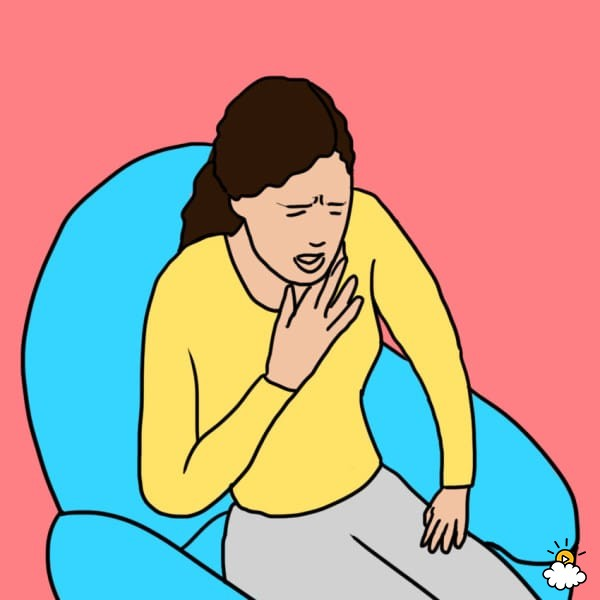 Breath clipart woman.  signs of high