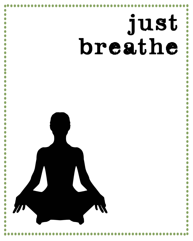 Breath yoga breathing