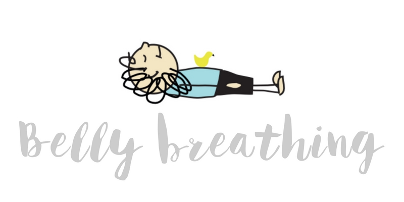 Using to cope with. Breathe clipart belly breathing