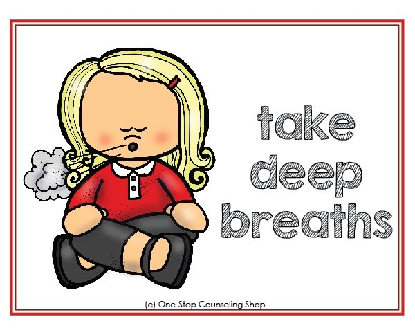 Collection of free calming. Calm clipart calm breathing