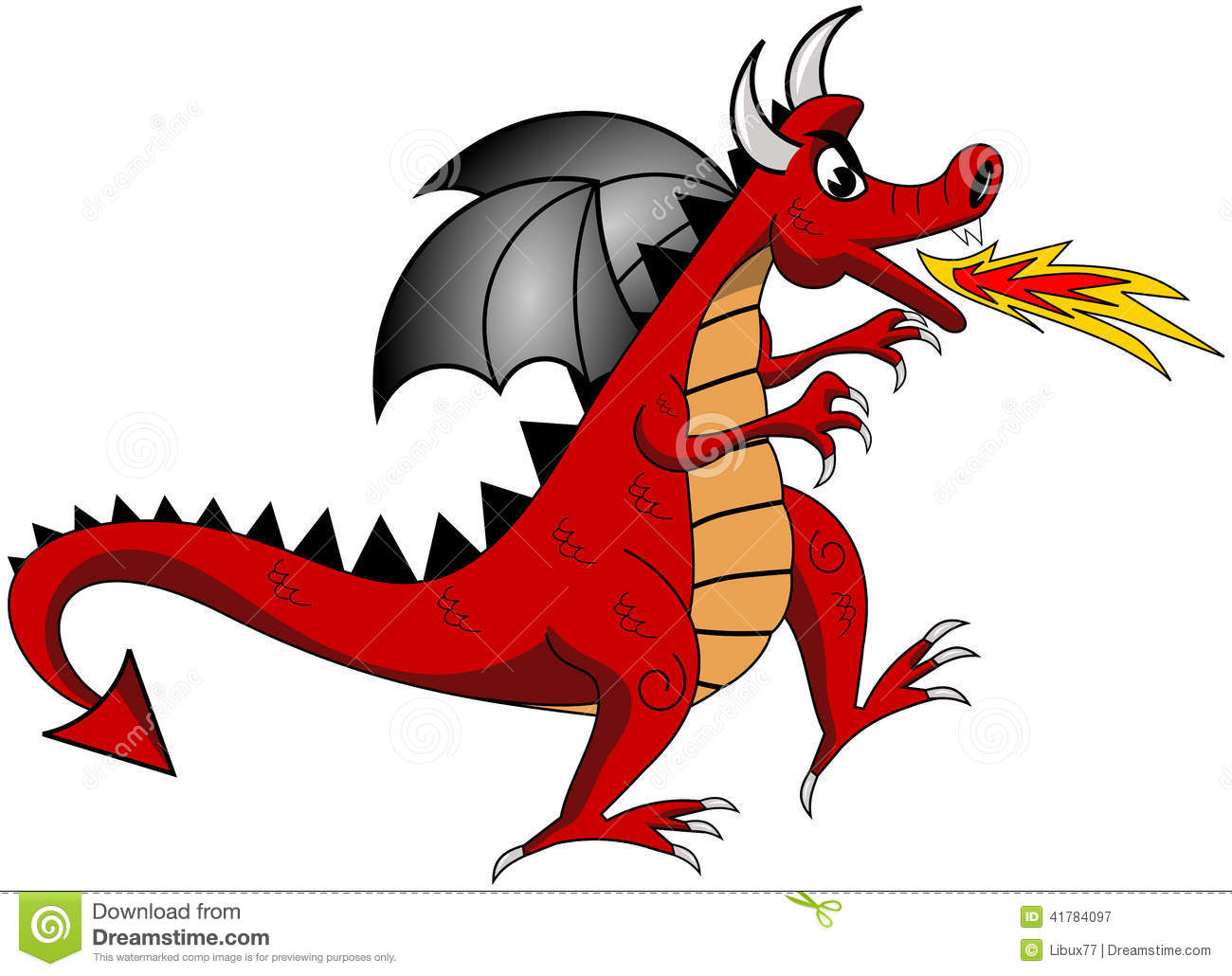 Fire breathing dragon images. Breathe clipart cartoon