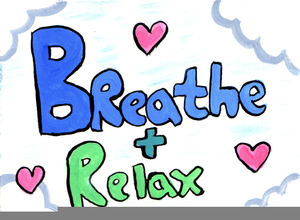 Free images at clker. Breathing clipart deep breath