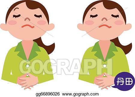 Breathe clipart deep breath. Vector breathing illustration