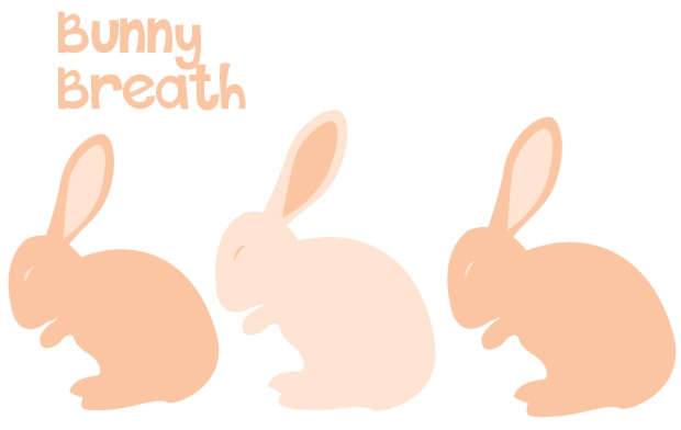 Breathing clipart animal breathing. Bunny breath momentous institute
