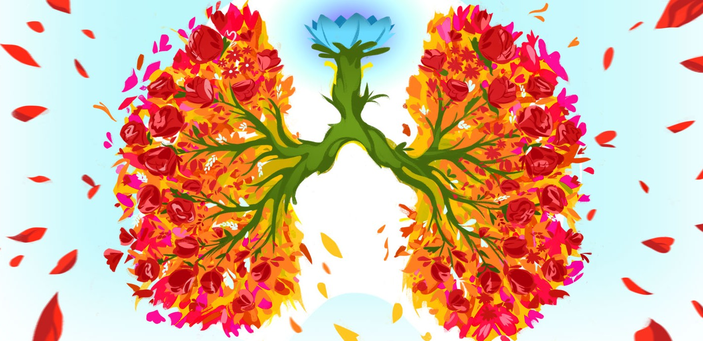Breath clipart exhalation. The power of for