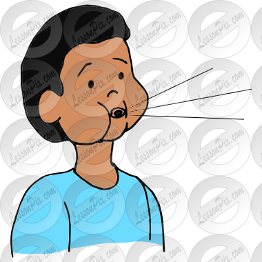 Breathe clipart exhalation. Exhale picture for classroom