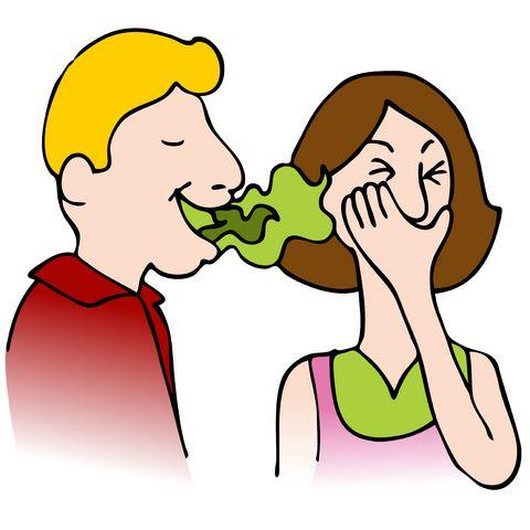 Breathing clipart fresh breath.  ways to tell