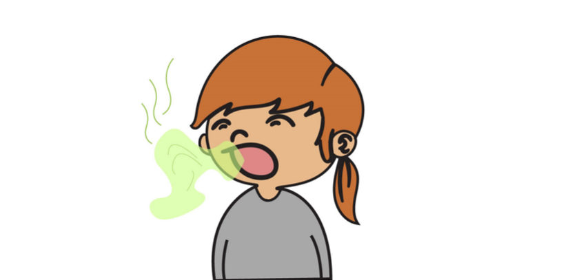 Breathe clipart fresh breath. Terrible surprising reasons why