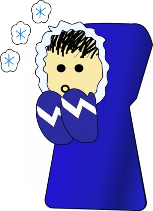 Breathing clipart frosty weather.  collection of chilly