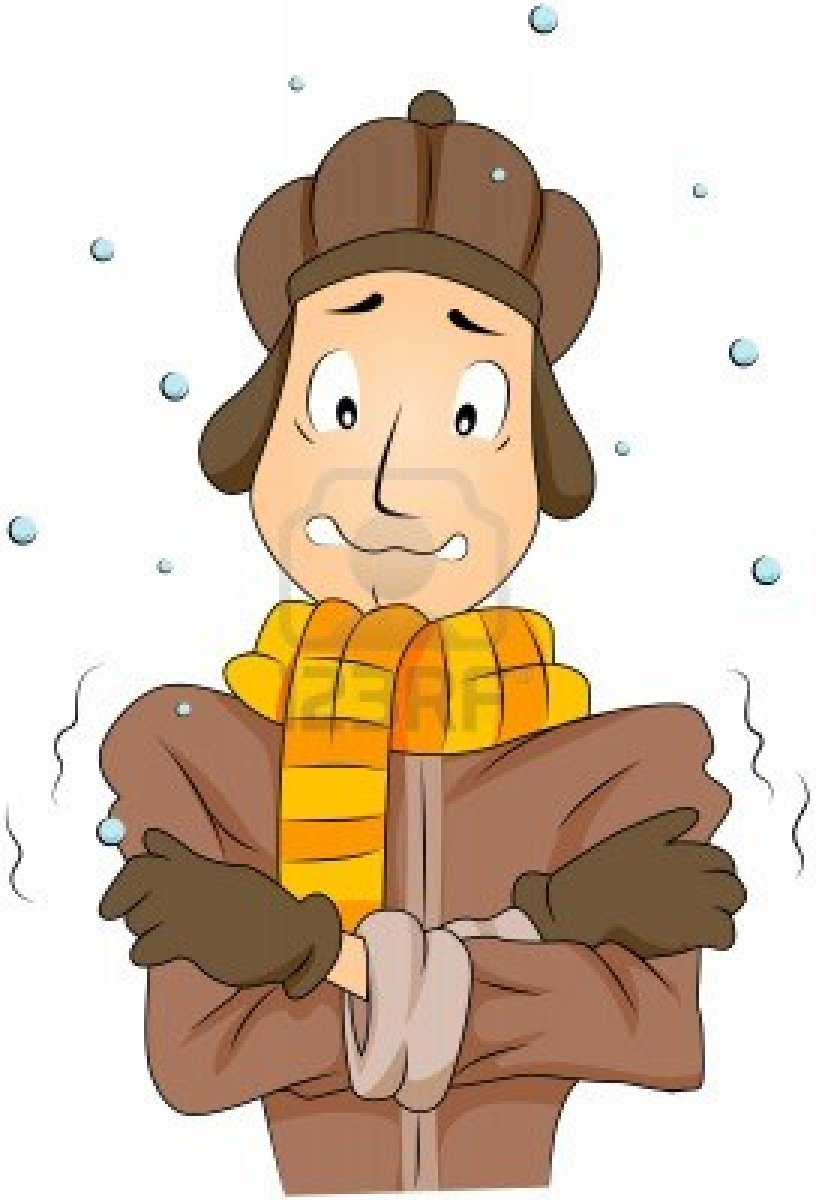 collection of chilly. Breathing clipart frosty weather