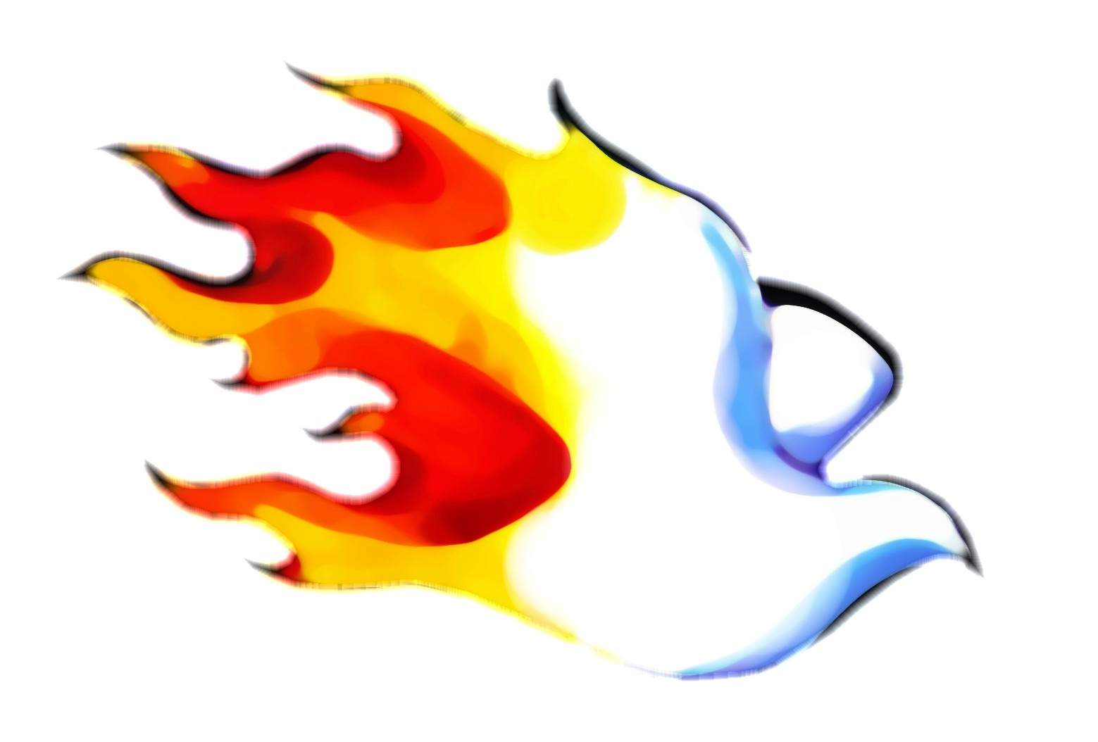 Breath clipart holy spirit. The night is coming