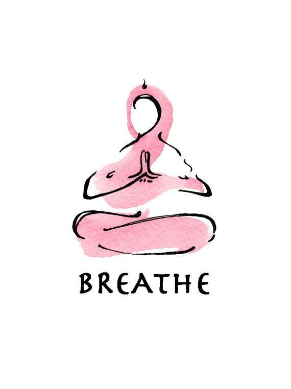 Vision board friday buddhism. Breathe clipart meditation