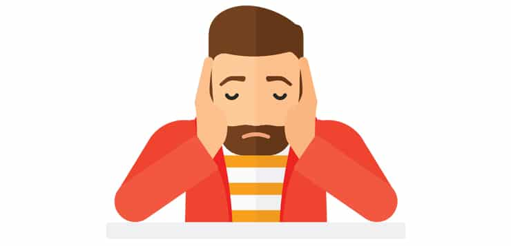 Breathe clipart meditation. A on anxious emotions