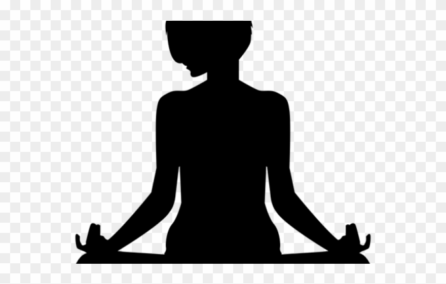 Breathing clipart relaxation. Relax meditation posture belly