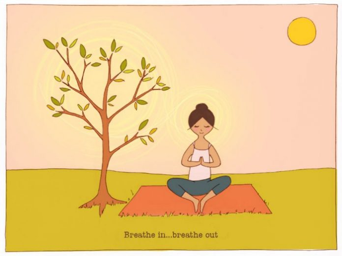 In out earth for. Breathe clipart physical health